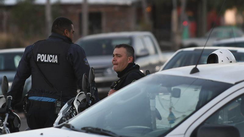 Los estremecedores audios del pedido de ayuda tras la muerte de dos policías en Luján