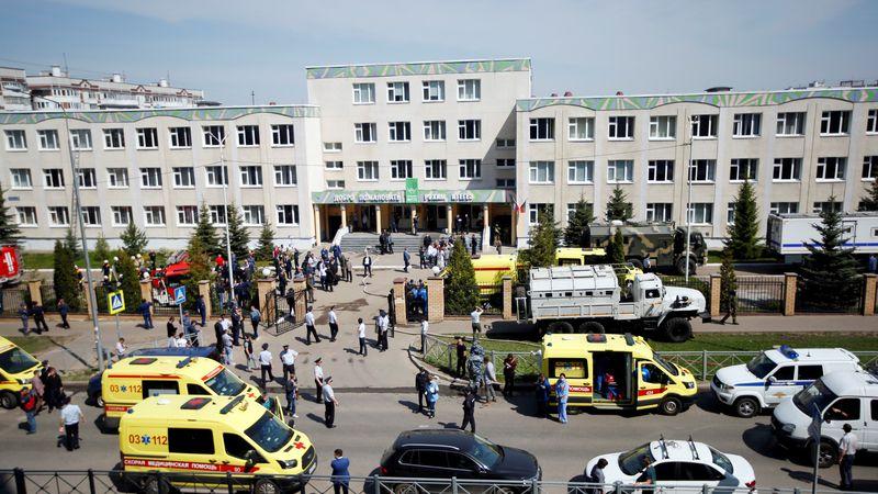 Tiroteo en una escuela de Rusia: murieron nueve personas, entre alumnos, una maestra y un empleado