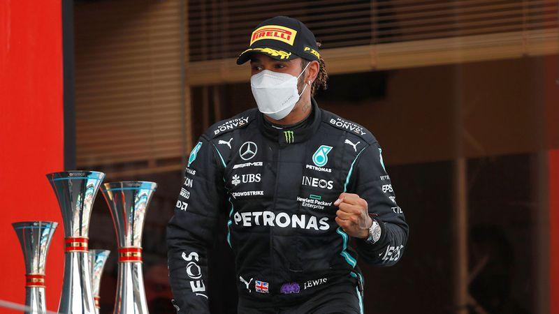 Fórmula 1: Hamilton buscará renovar con Mercedes cuanto antes