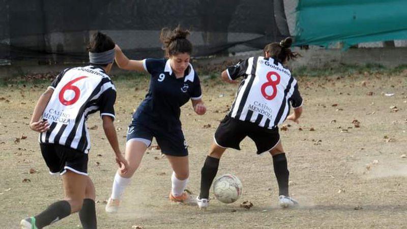 Fútbol femenino: Mendoza hará historia con dos finales en el Malvinas Argentinas y para la TV nacional