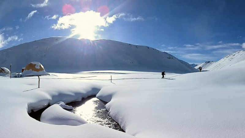 El Azufre: cómo será el nuevo centro de esquí de Malargüe que abrirá en julio
