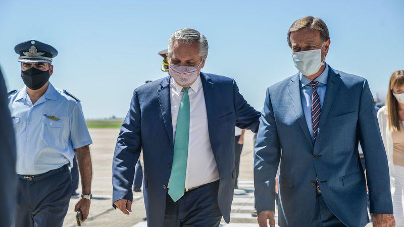 Fernández llega hoy a Mendoza para tomar las riendas de IMPSA junto a Suárez
