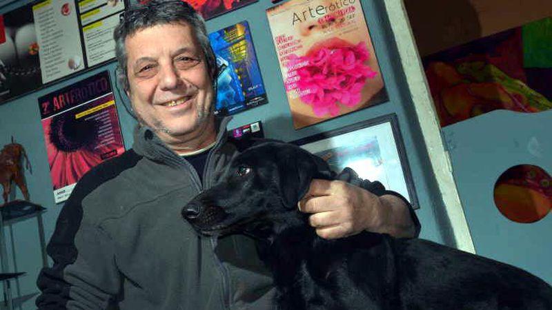 Realizarán un sorteo solidario para ayudar al artista mendocino Orlando Siliotti