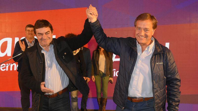 De Marchi le pidió a Suárez que no suspenda la Fiesta Nacional de la Vendimia