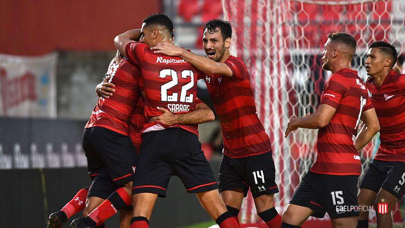 Copa Liga Profesional: Estudiantes logró una victoria agónica ante Aldosivi