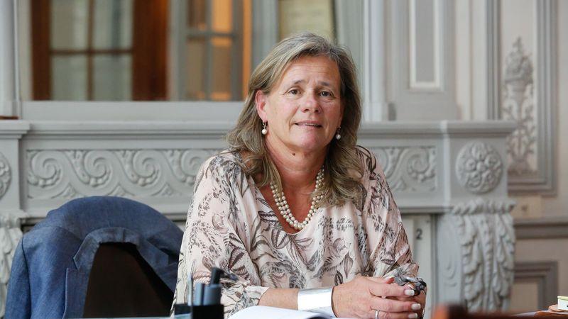 """Patricia Freuler de Ortiz: """"Este año las ventas de vinos estarán enfocadas en los supermercados"""""""