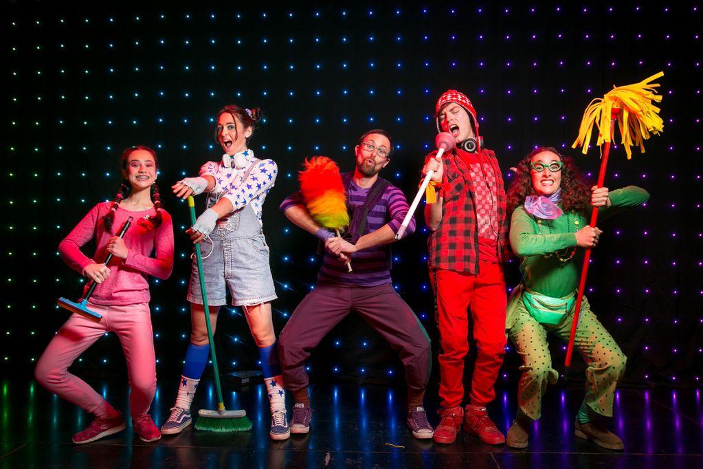 Teatro y cine para los chicos en Vacaciones de Invierno