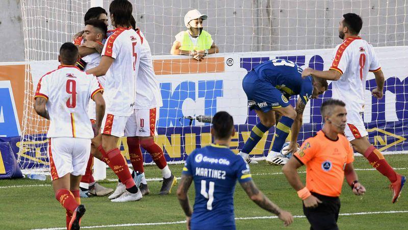 Copa Argentina: Boca Unidos dio la gran sorpresa, goleó a Rosario Central y será el rival del Tomba