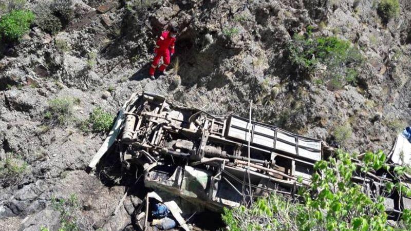 Cuatro mendocinos fallecieron en un accidente vial en Bolivia