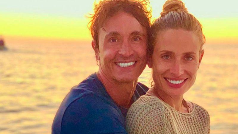 Se agranda la familia: Ivana Saccani y Sebastián Estevanez esperan su cuarto hijo