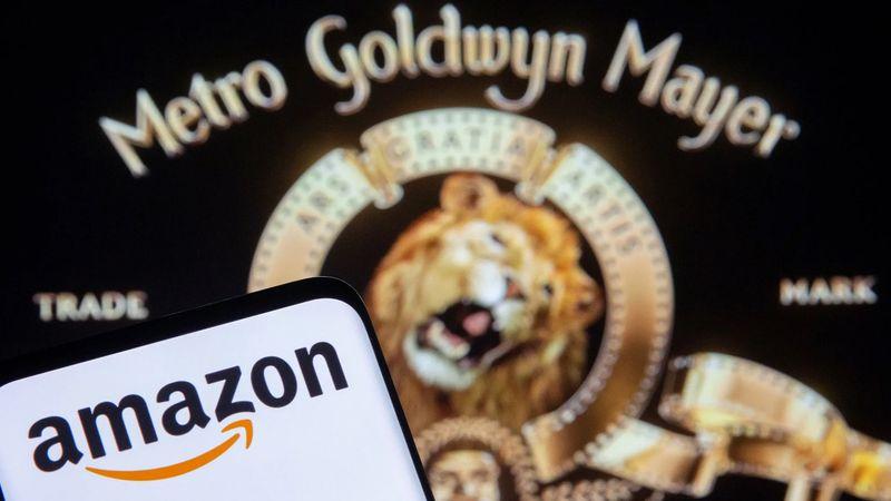 Más concentración: Amazon compró MGM por 8.450 millones de dólares