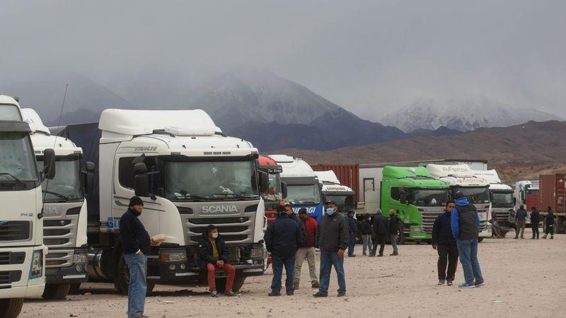 """Camioneros piden que pare la """"discriminación"""""""