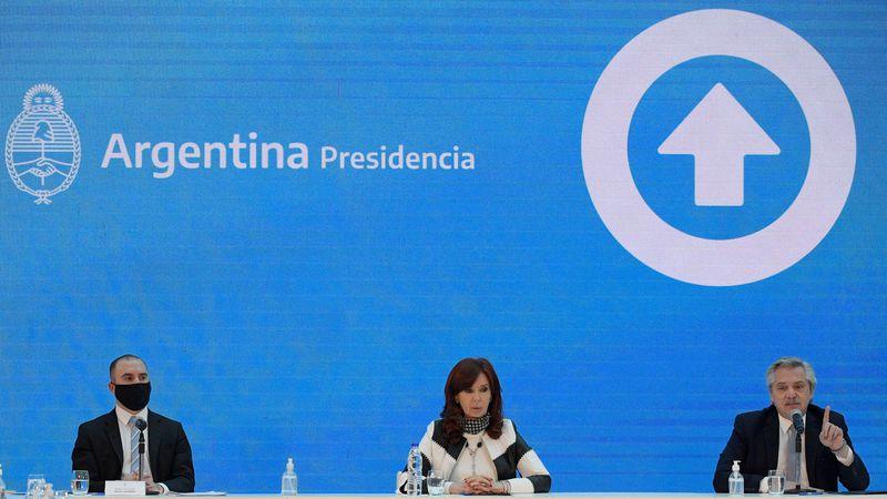 Máxima tensión de Fernández con Cristina y La Cámpora por los subsidios a la electricidad