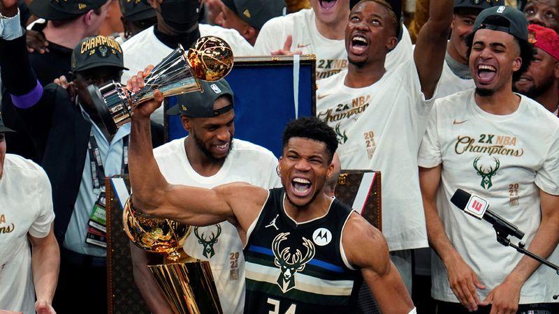 Histórico: Milwaukee Bucks, campeón de la NBA después de 50 años