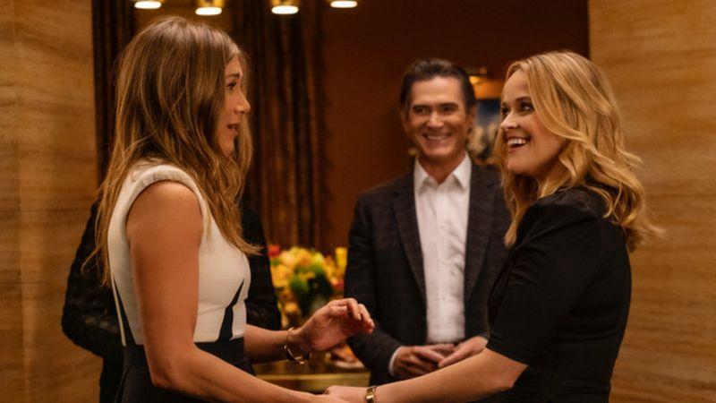 """Vuelve el tándem explosivo de Jennifer Aniston y Reese Witherspoon: la temporada 2 de """"The Morning Show"""" tiene fecha"""