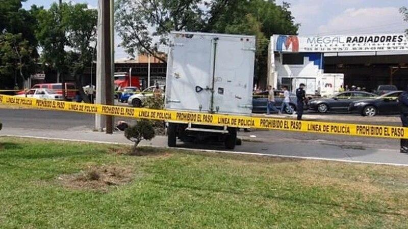Liberaron al chofer del camión que mató a uno de los delincuentes a los que atropelló luego de que le robaran