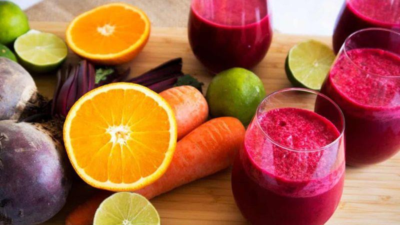 Jugo de remolacha, naranja y zanahoria: una delicia natural - Los ...