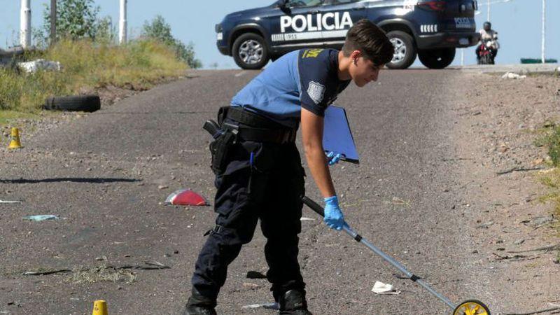 Fatal accidente en General Alvear: un hombre murió tras volcar en la camioneta que viajaba a trabajar