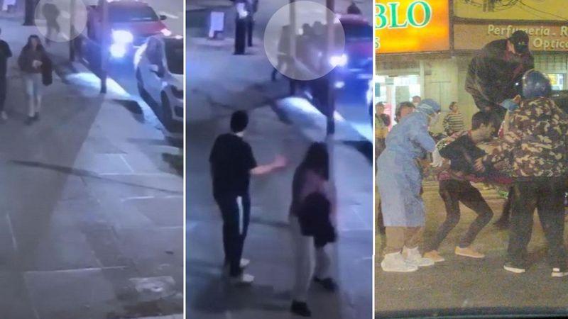 Video: motochorros asesinaron a una comerciante delante de su hijo y le robaron $ 500.000