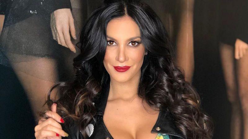 Silvina Escudero lució una particular bikini que dejó sin aliento a sus seguidores
