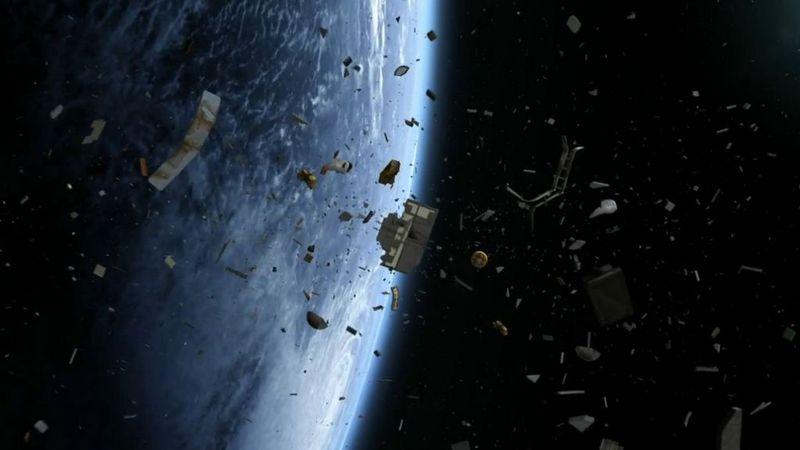La peligrosidad del impacto del gran cohete chino que regresará a la atmósfera de la Tierra