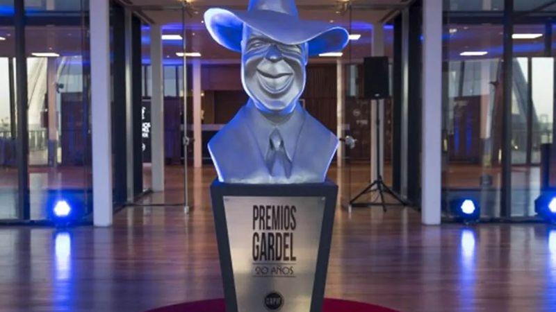 Los Gardel ya tienen fecha para su gala de premiación