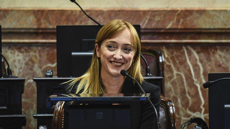 Anabel Fernández Sagasti será la nueva presidenta del PJ