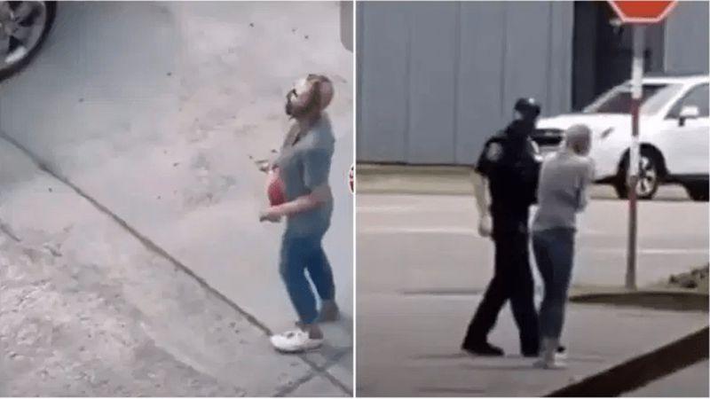 """La verdadera y triste historia detrás del video de la mujer """"zombie"""" que se hizo furor en las redes"""