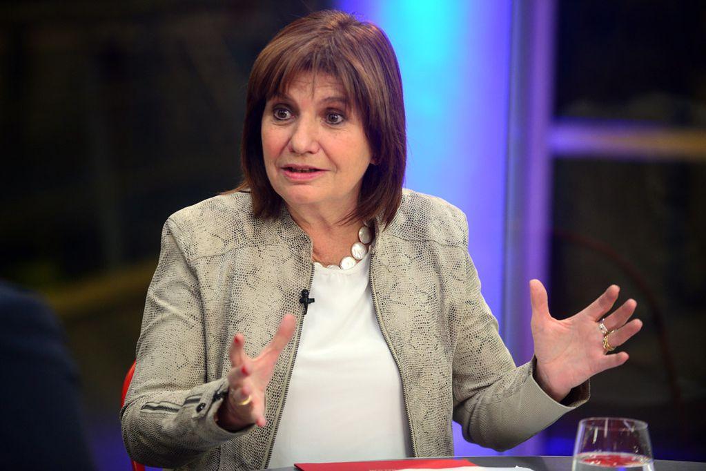 """Patricia Bullrich y una ácida declaración sobre Alberto Fernández: """"Habría que mandarlo a Pasapalabra"""""""