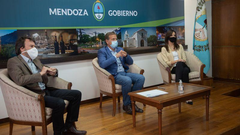 Tunuyán y San Carlos también tomarán los préstamos ofrecidos por la Provincia