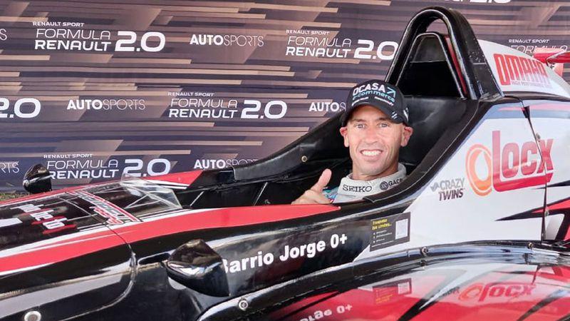 """Pernía: """"La Fórmula Renault 2.0 tiene muy buen nivel"""""""