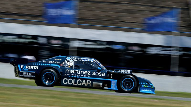 Canapino y Chevrolet en lo más alto del campeonato de TC