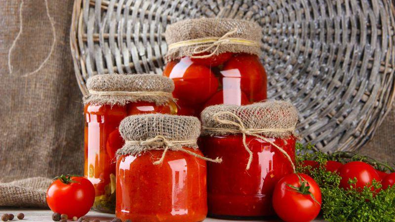 Frutas y verduras: conservas deliciosas para hacer en casa